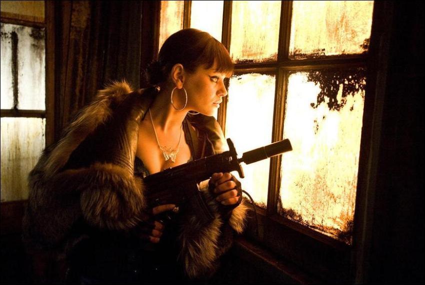 Max Payne Movie - Mila Kunis