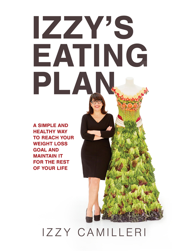 Izzy's Eating Plan.  A portion of every book sales goes to Crohn's and Colitis organizations. www.izzyseatingplan.com
